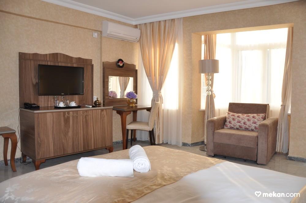 Guest house harbiye i li stanbul f rsatlar for Blueway hotel historical