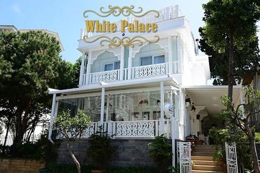 b y kada white palace hotel 39 de ift ki ilik konaklama