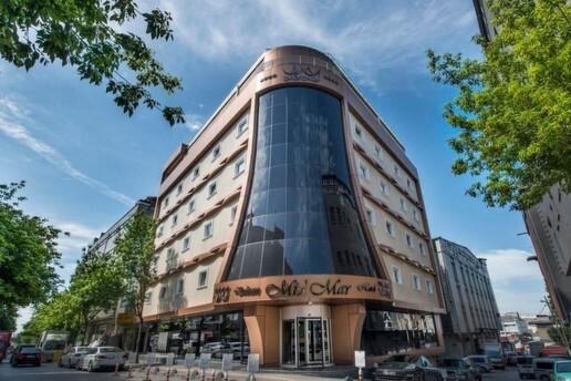Midmar deluxe hotel 39 de ift ki ilik kahvalt se enekli for Midmar deluxe hotel