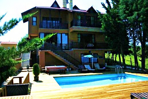 A Va Villa Pine Garden Hotel 39 De Ift Ki Ilik Kahvalt