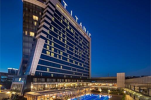 Titanic business bayrampa a 39 da y lba galas f rsat bu for Orya hotel istanbul