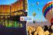 Sarıçamlar Turizm'den Tarihi Güzellikleri Karşısında Büyüleneceğiniz Kapadokya'da Hilton Otel Konaklamalı 1 Gece 2 Günlük Ulaşım Dahil Kapadokya Turu