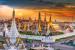 Fly Dubai Hava Yolları Ulaşımı İle İlkbahar Dönemi 6 Gece 7 Gün Bangkok & Pattaya Turu