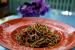 Büyükada Bistro Candy Garden'da Begonvillerin Altında Mumlar Eşliğinde Romantik Akşam Yemeği
