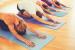 Yoga Academy'nin Kozyatağı ve Mecidiyeköy Merkezlerinde Geçerli 4 Derslik Yoga Paketi