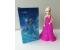 Karlar Prensesi Frozen Elsa Rengarenk Değişen Led Işıklı