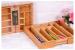 Kaşık Düzenleyici, Bambu Ayarlanabilir Çekmece İçi Kaşıklık, 7 Bölmeli Sürgülü Bambu Çekmece