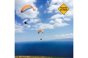 Trakya Extrem Turizm'den 625 Metre Yüksekliğindeki Tepeden Yamaç Paraşütü İle Uçuş Keyfi ve Öğle Yemeği