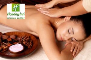 Holiday Inn İstanbul Airport Hotel Mandala Spa'dan Masaj, Kese Köpük ve Tesis Kullanımını Kapsayan Paket Seçenekleri