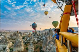 Suhan Capadocia Hotel Konaklamalı Uçak Bileti Dahil Kapadokya Turu