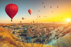 Türkiye'nin Her Yerinden Geçerli Her Gün Hareketli Kapadokya Tatili Paketleri