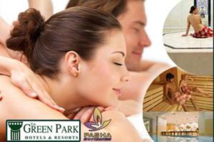 The Green Park Taksim Pasha Spa'dan Islak Alan Kullanımı ve Masaj Seçenekleri