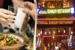 Historical Kumkapı Restaurant'ta 2 Adet Yerli İçecek Eşliğinde Enfes Fix Menü