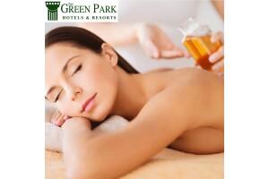 The Green Park Hotel Bostancı'da Profesyonel Masaj Seçenekleri & Islak Alan Kullanımı