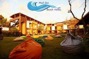 Mad Sea Beach Hotel Ağva'da 2 Kişi 1 Gece Kahvaltı Dahil Konaklama Seçenekleri