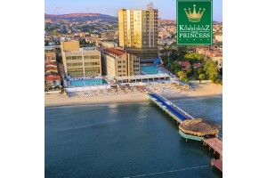 5 Yıldızlı Kumburgaz Marin Princess Hotel'de Tek ve Çift Kişilik Kahvaltı Dahil Konaklama Seçenekleri