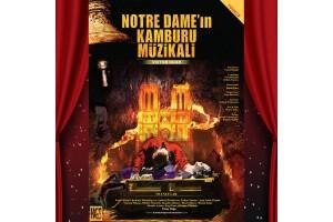 Victor Hugo'nun Ölümsüz Eseri Notre Dame'ın Kamburu Müzikali'ne Bilet