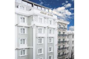 Seres Old City Hotel'in Ayrıcalıklı Dünyasında Tek veya Çift Kişilik Kahvaltı Dahil Konaklama Seçenekleri