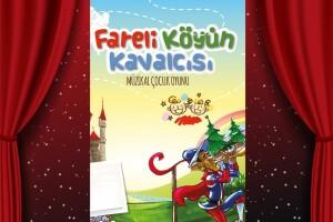 'Fareli Köyün Kavalcısı' Çocuk Tiyatro Oyunu Bileti