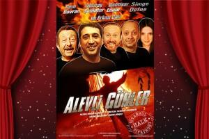 Erkan Can ve Cem Davran Gibi Usta İsimlerin Yer Aldığı 'Alevli Günler' Tiyatro Oyunu Bileti