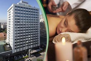 Dedeman Hotel Gayrettepe Le Ciel Spa'da Masaj Keyfi ve Islak Alan Kullanımı
