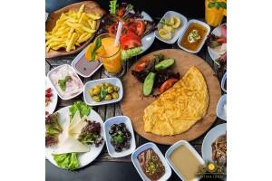 Mihrişah Cafe & Restaurant'tan Deniz Manzarasına Nazır Serpme Kahvaltı Keyfi
