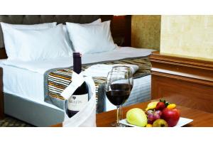 Adranos Hotel Bursa'da Çift Kişilik Kahvaltı Dahil Konaklama Seçenekleri