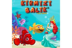 Kırmızı Balık Müzikli Çocuk Gösteri Bileti