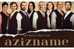 Emre Altuğ, Bülent Çolak, Zühtü Erkan, Pınar Gülkapan ve Hande Kaptan Gibi Başarılı Oyuncuların Sahnelendirdiği 'Azizname' Oyununa Tiyatro Bileti