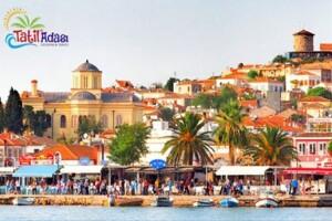 Tatil Adası'ndan Her Pazar Bursa Kalkışlı Teknede Yemek Dahil Günübirlik Ayvalık & Cunda Turu