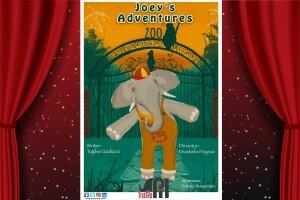 'Joey's Adventures' İngilizce Çocuk Tiyatro Oyunu Bileti