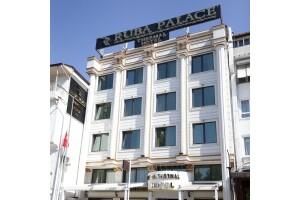 Bursa Çekirge Ruba Palace Thermal Hotel'de 2 Kişilik Açık Büfe Kahvaltı Dahil Konaklama + 1 Saat Termal VIP Aile Banyosu Kullanımı
