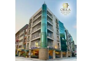 Sirkeci Orka Royal Otel'de Çift Kişilik Kahvaltı Dahil Konaklama Seçenekleri
