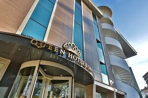 Üsküdar Queen Hotel & Spa'da Çift Kişilik Konaklama Seçenekleri
