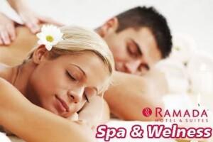 Ramada Kemalpaşa Hotel İzmir H&H Wellness Spa'da Tüm Vücut Masaj, Hamam, Sauna, Buhar Odası Kullanımı