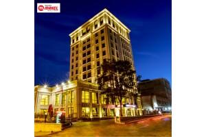 Grand Makel Hotel Gold Spa'da Kese Köpük, Masaj Keyfi ve Islak Alan Kullanımı