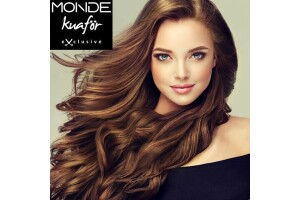 Monde Exclusive Kozyatağı'ndan Çeşit Çeşit Saç Bakım Hizmetleri