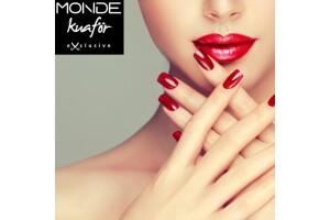 Monde Exclusive Kozyatağı'nda Manikür Pedikür, El Bakımı, Protez Tırnak, İpek Kirpik Bakım Paketleri