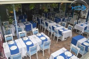 Nişantaşı Balıkçısı'ndan Alkol Dahil 2 Kişilik Enfes Akşam Yemeği Menüleri