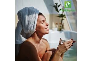 Holiday Inn Şişli Hotel Ni Thai Spa'da Islak Alan Kullanımı & Masaj Keyfi