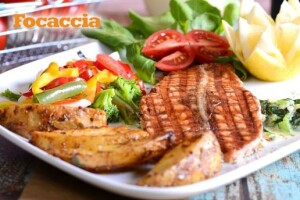 Focaccia Restaurant'ta Lezzet Dolu Akşam Yemeği Menüleri