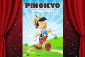Eğlence Dolu 'Pinokyo Macerası' Çocuk Tiyatro Oyunu Bileti