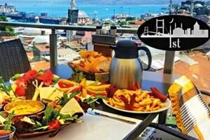 Süleymaniye Yeditepe Teras Restaurant'ta Muhteşem Manzaraya Nazır Limitsiz Çay Eşliğinde Zengin İçerikli Kişi Başı Diyarbakır Köy Kahvaltısı