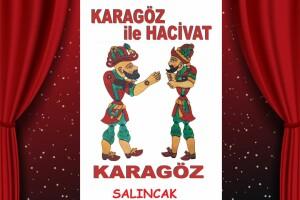 Keyif Dolu 'Karagöz Salıncak' Adlı Çocuk Tiyatrosu Bileti