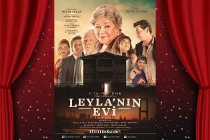 Zülfü Livaneli'nin Romanından Uyarlanan Ünlü Oyuncuların Sahnelendirdiği 'Leyla'nın Evi' Tiyatro Oyunu Giriş Biletleri
