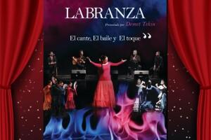 Labranza Adlı Flamenko Dans Gösterisine Giriş Bileti