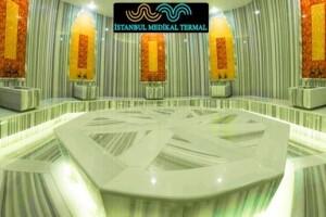 İstanbul Medikal Termal'den Çift Kişilik VIP Aile Banyosu