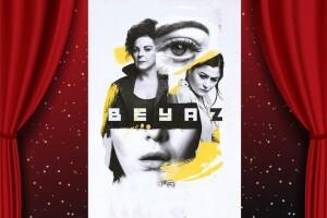 Derya Alabora ve Deniz Çakır'ın Sahnelediği 'Beyaz' Adlı Muhteşem Tiyatro Oyununa Bilet