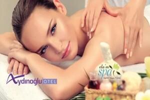 Aydınoğlu Otel Elam Spa'da Bali Masajı, İçecek İkramı ve Tüm Gün Spa Kullanımı