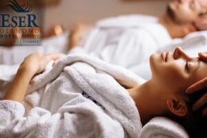 Eser Diamond Hotel'den 30 Dk Sauna, Hamam Kullanımı Dahil Profesyonel Masaj Uygulamaları